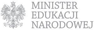 logo_minister_edukacji_narodowej_szary